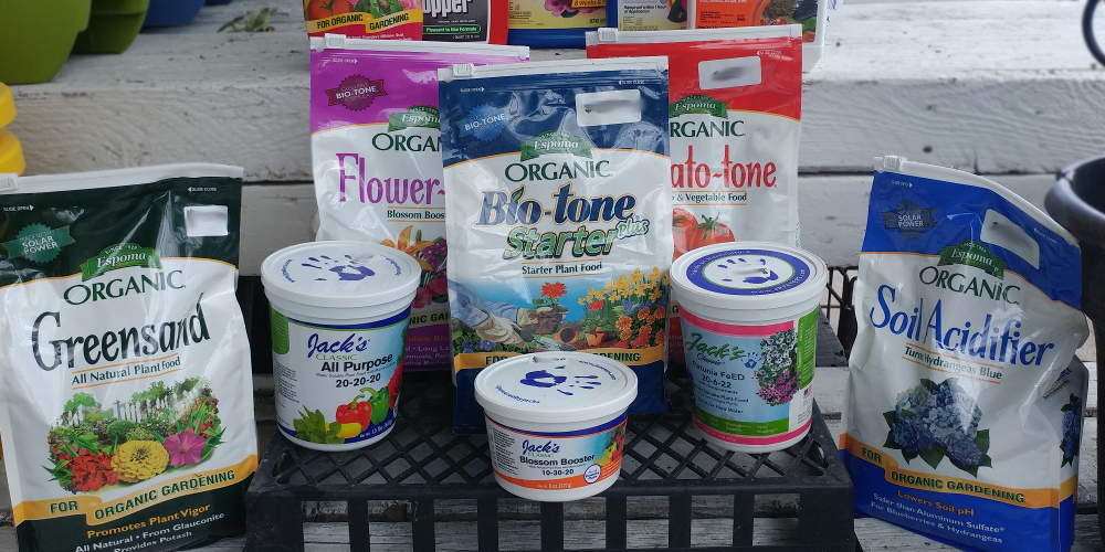 Garden Supplies: Fertilizer, Soil Sterling Heights | Eckert's Greenhouse - fertsprayGS